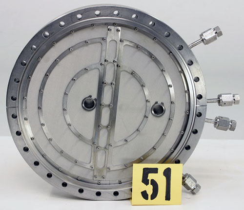 Used Miscellaneous Vacuum Flange for Sale
