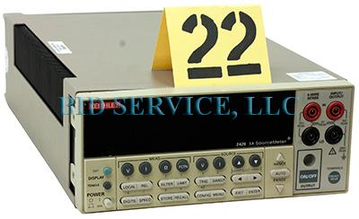 Image of Keithley-2420 by Bid Service, LLC