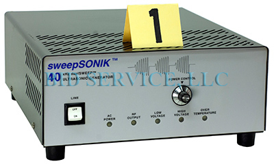Sweepsonik 40-S2DG-8T-208V-A