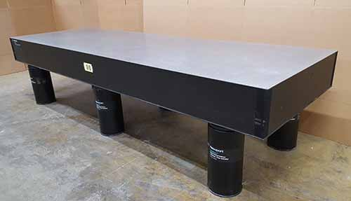 RS 4000 12' x 4' Optical Table